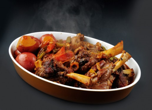 Moroccan-Style Lamb with Couscous forecast
