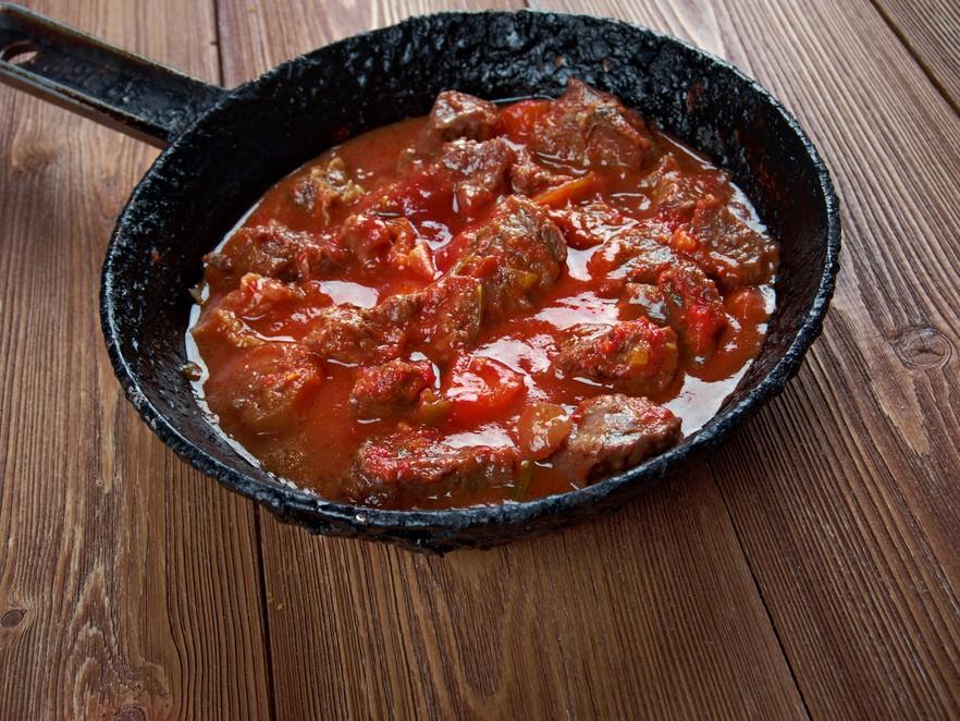 Key Watt Ethiopian Beef Stew