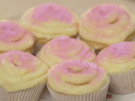 Di Ya Wela Delicious Vanilla Cupcakes