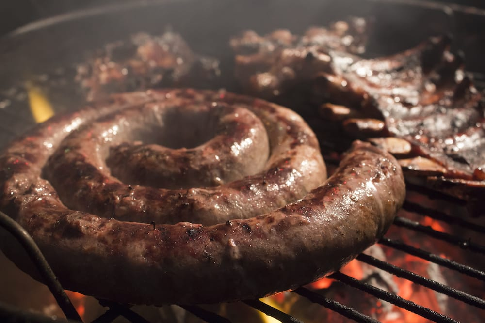 Guide to Braai Title - South African Foods - National Braai Day