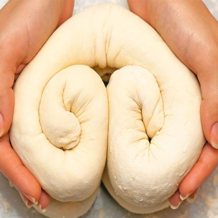 Caramelized Onion Love Loaf