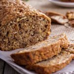 Carrot Courgette Bread