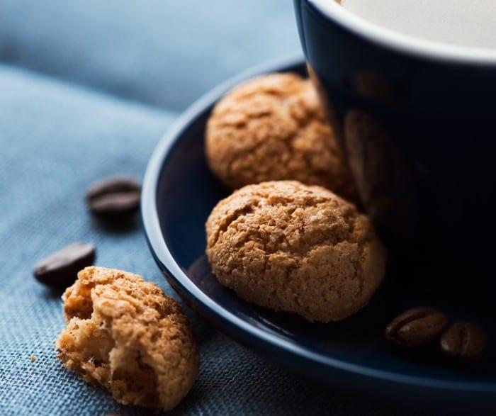 Coffee Sugar Cookies 700x587