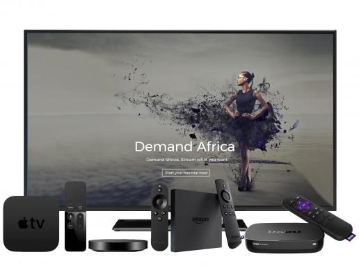 Demand Africa on Roku, Apple TV, Amazon TV, Android TV