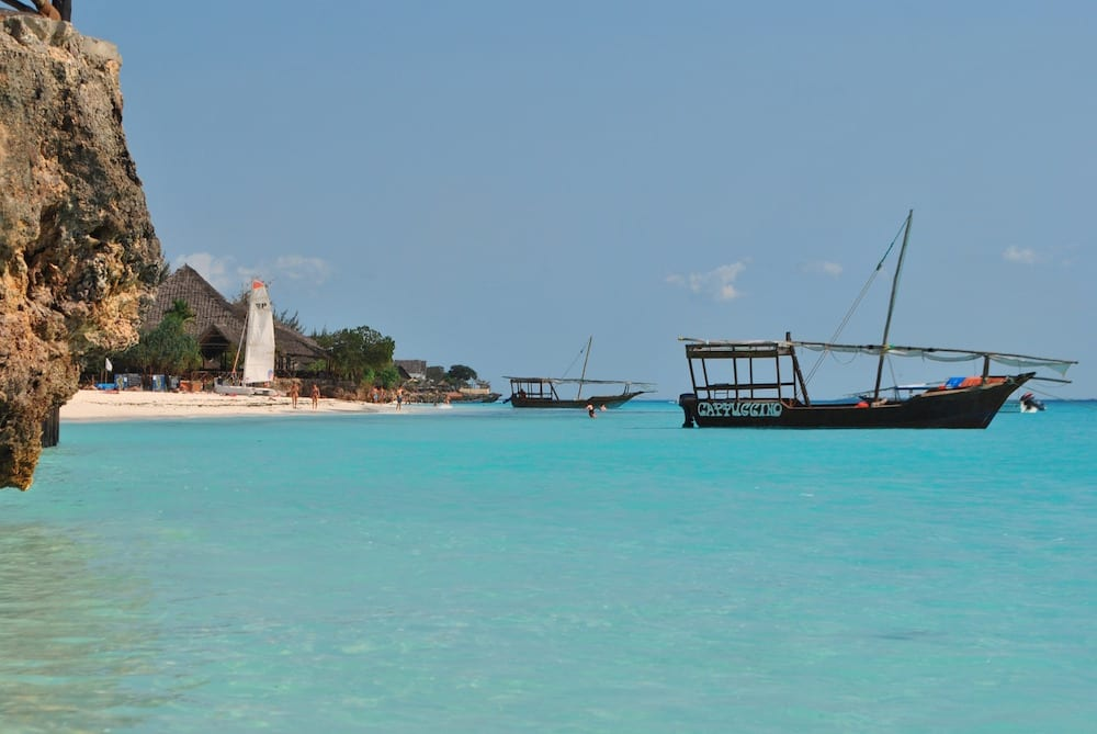 Destination Weddings in Africa Zanzibar