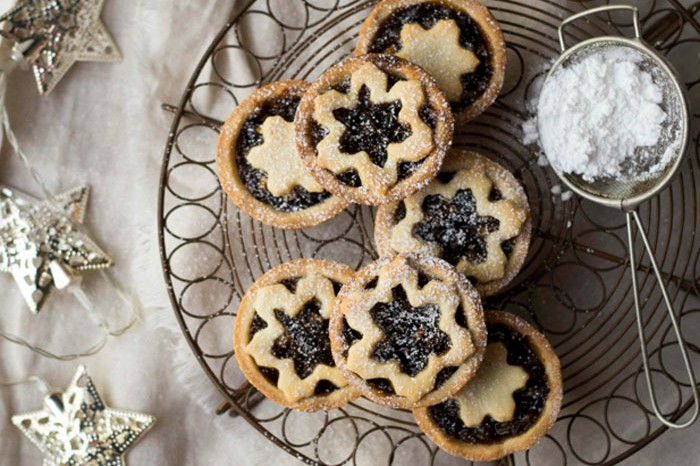 Gluten free Christmas Mince Pies
