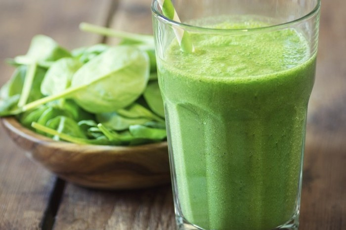 Green Smoothie 700x585