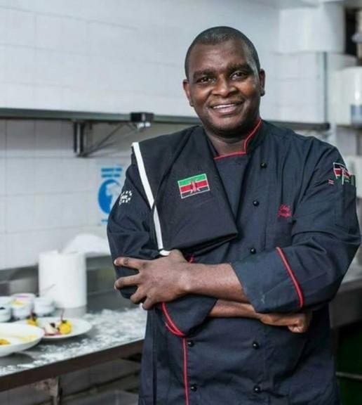 African Chefs - Joseph Maina