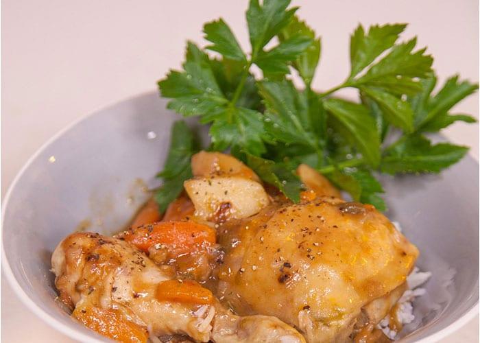 Knorr Chicken Stew