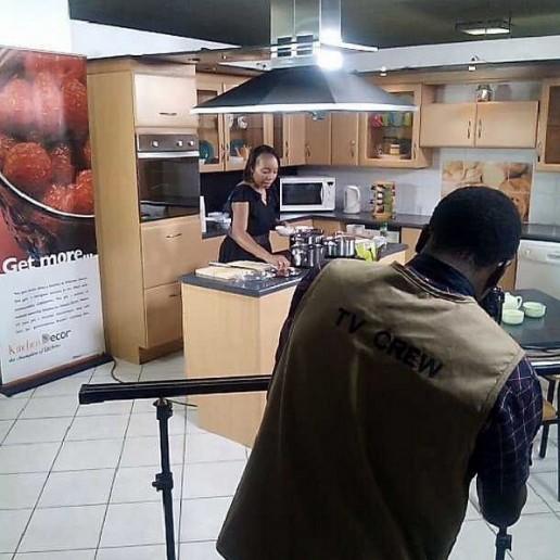 African Chefs - Rumbi Shoko