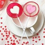 Sour Bubble Lollipops with Dipping Sherbet