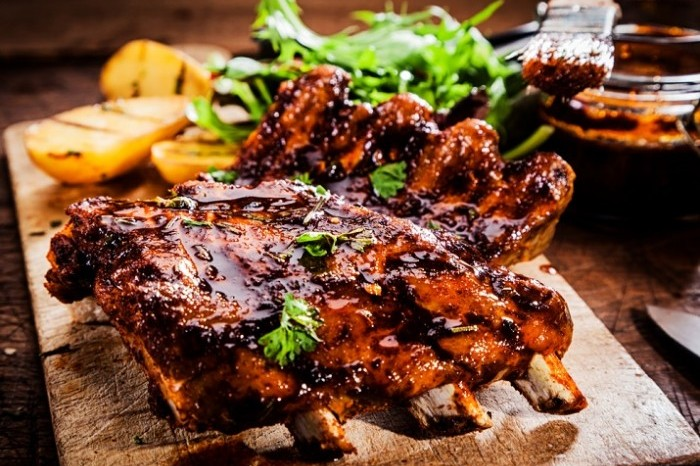 Sticky Asian Ribs 700x489