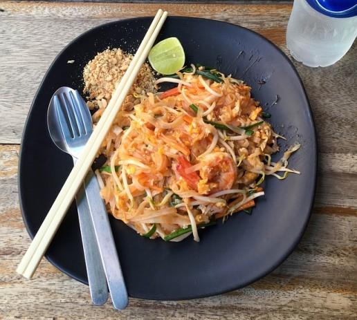 Top5EthNY - Pad Thai