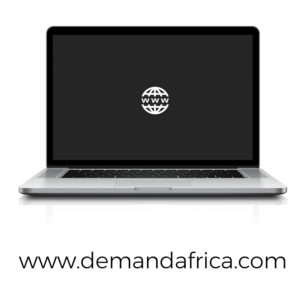 Demand Africa web