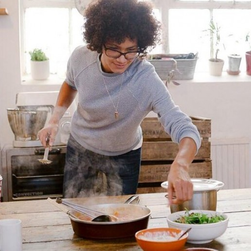 African Chefs - Zoe Adjonyoh