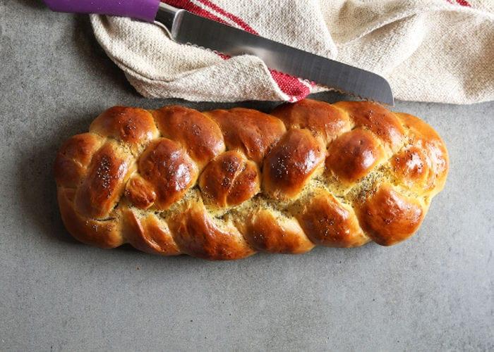 plaited bread edit