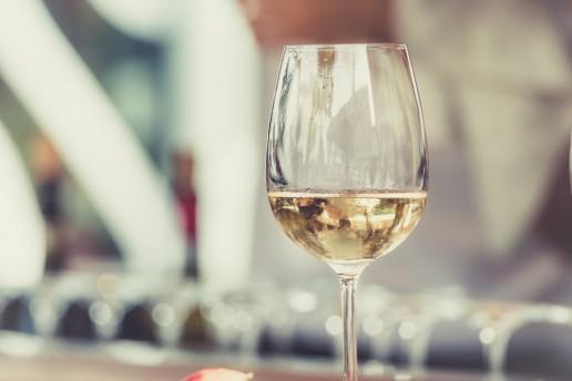 SA Wine - Glass White