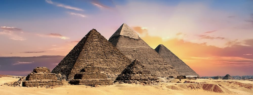 African Bucket List pyramids of giza