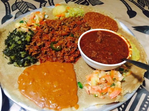 African Restaurants Los Angeles 10