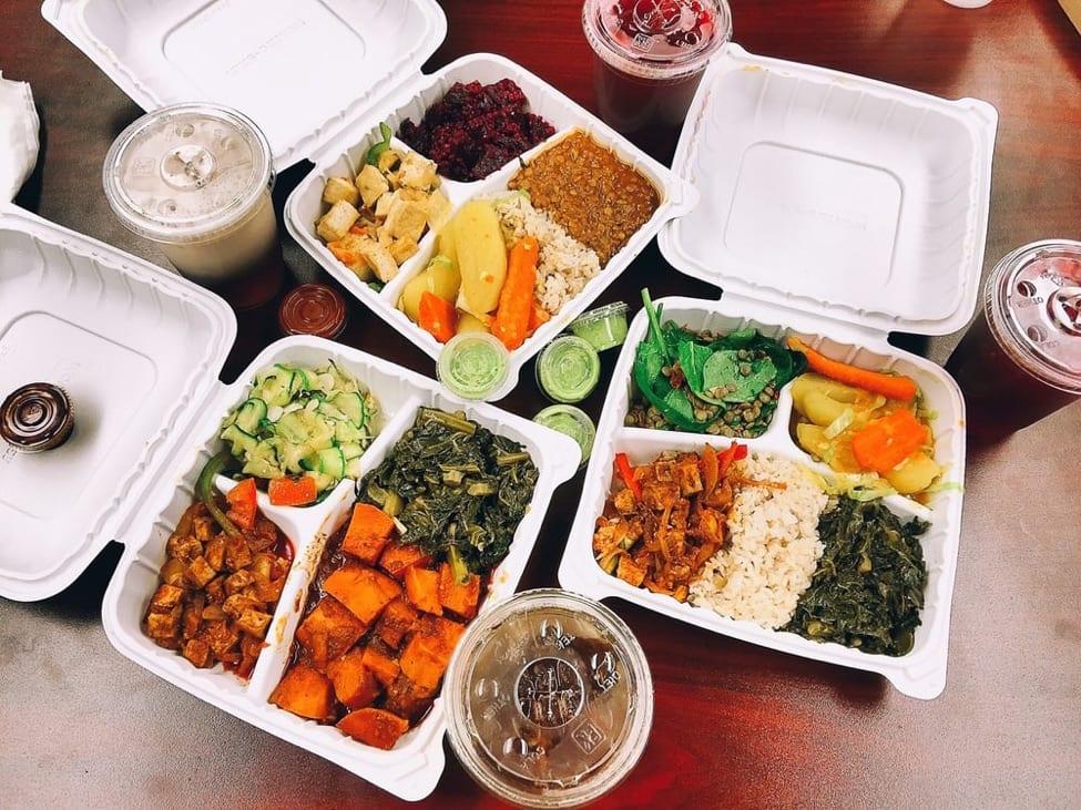 African Restaurants Los Angeles 6