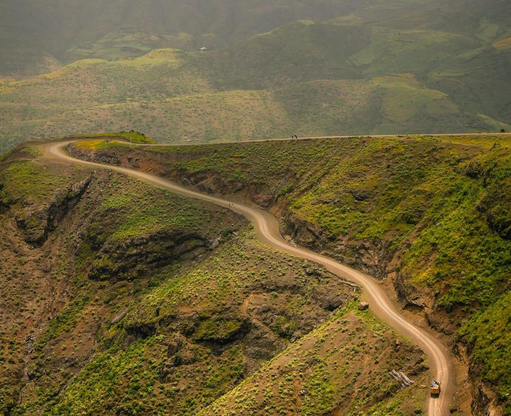 Ethiopia Travel clay knight