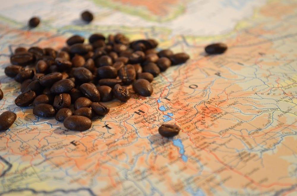 Ethiopia Travel coffee