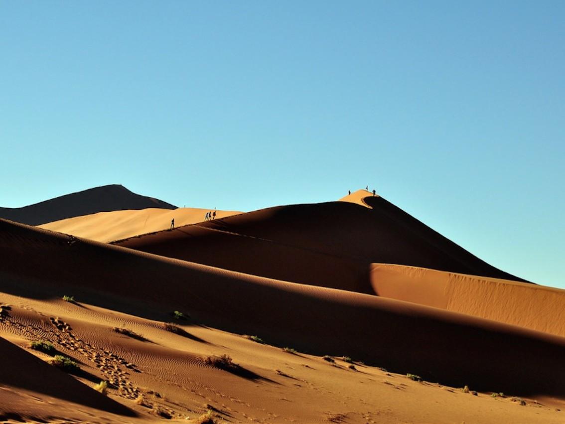 Namibia Travel Eric Bauer Dunes