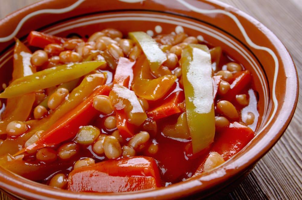 South African Food chakalaka shutterstock