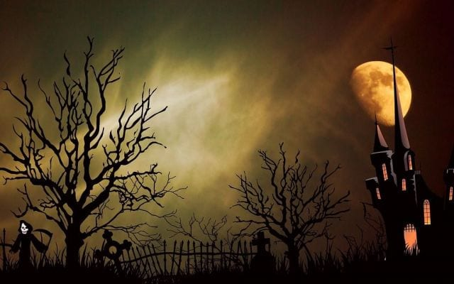 African Monsters Locations Haunted Desktop Background Looking Pic