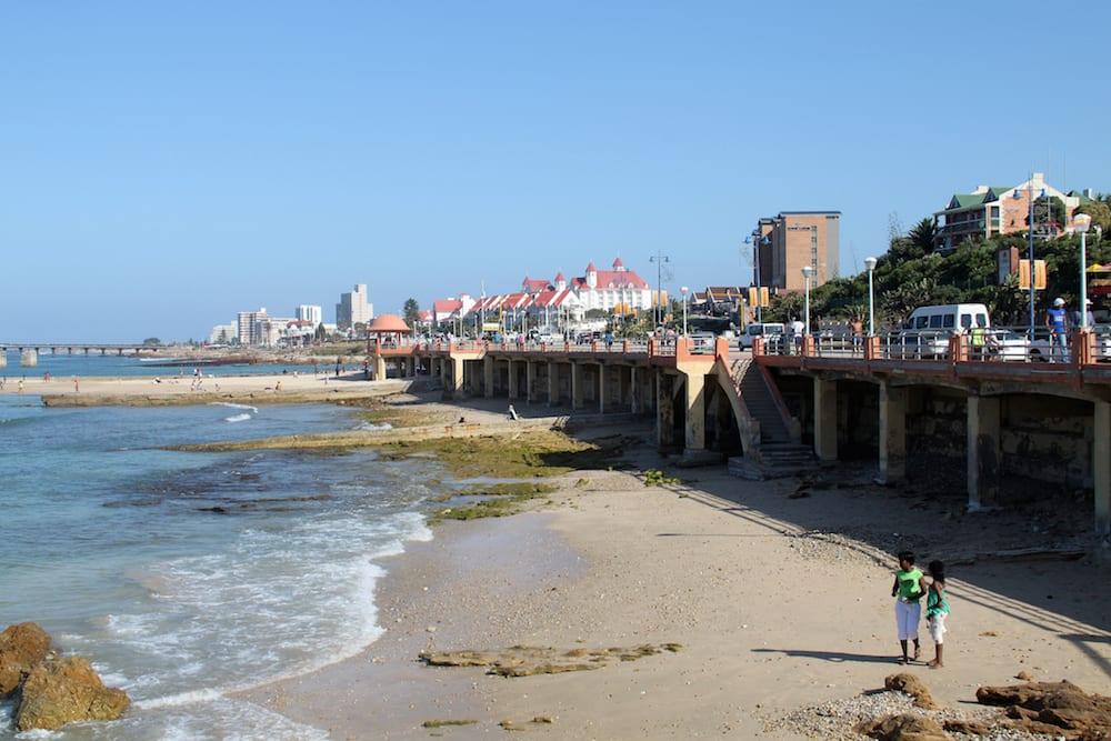 African Monsters Locations Port Elizabeth