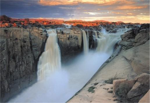 African White Water Rafting Augrabies Falls