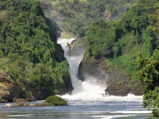 African White Water Rafting Murchison Falls