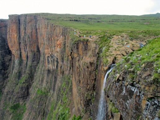 African White Water Rafting Tugela Falls