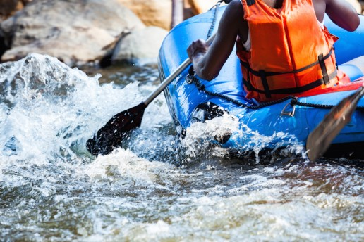 White Water Rafting in Africa