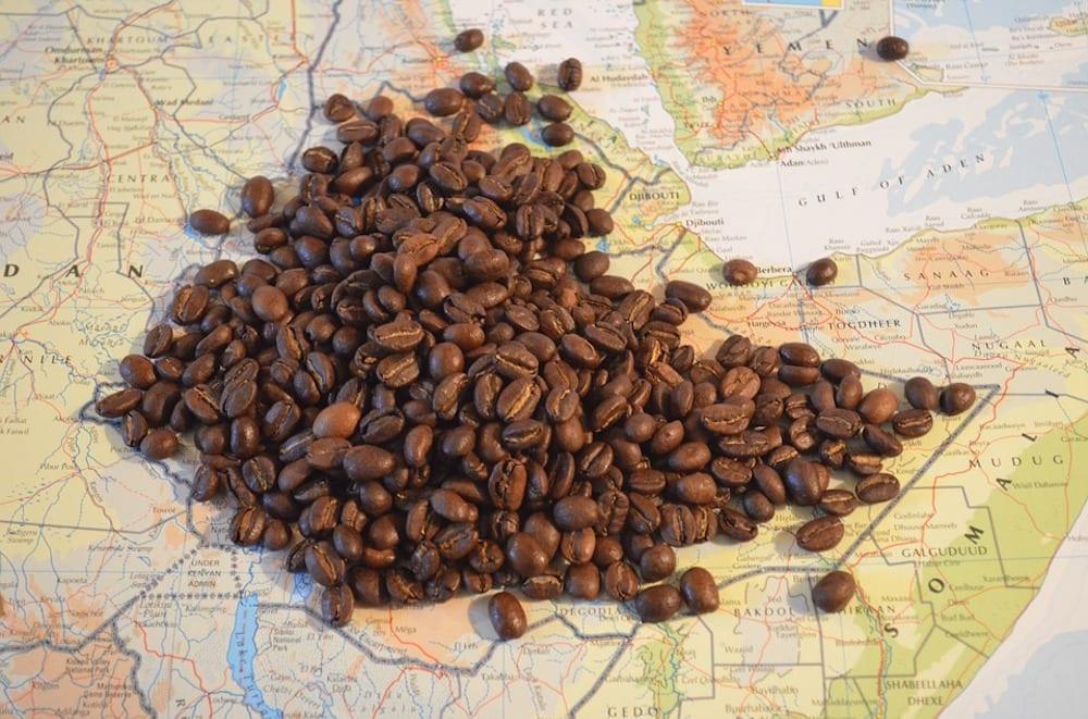 Ethiopian Coffee Ceremony 1