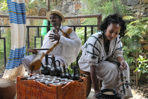 Ethiopian Coffee Ceremony 5