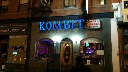 New York Africa Restaurant Week kombitexterior