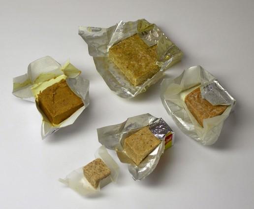 basic ingredients Stock Cubes