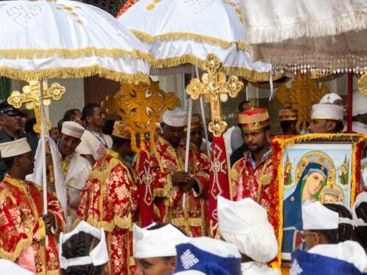 Celebrating Timkat in Ethiopia