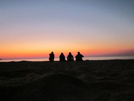 Visit Malawi Sunset