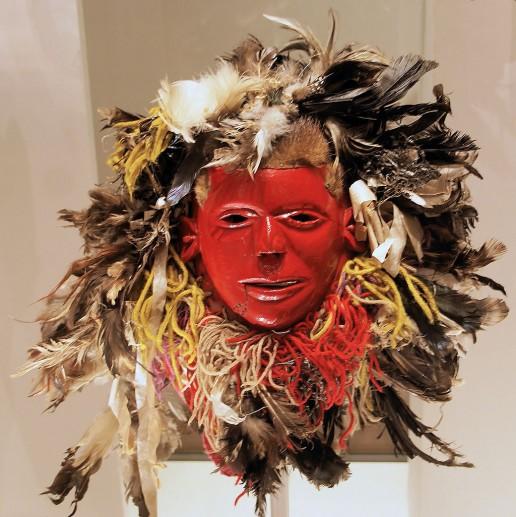 Malawi Rich Culture Mask