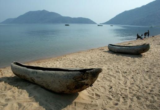Lake Malawi Beach