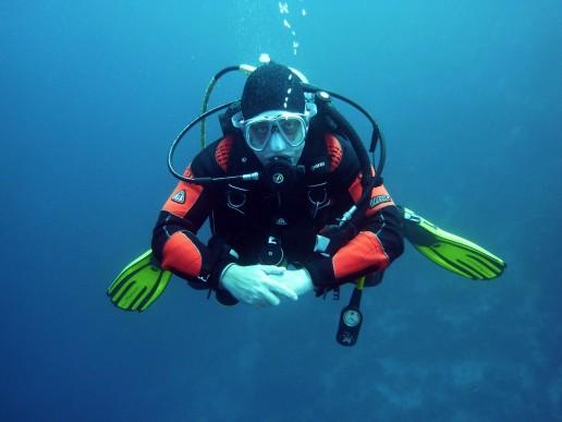 Scuba Diving in Lake Malawi