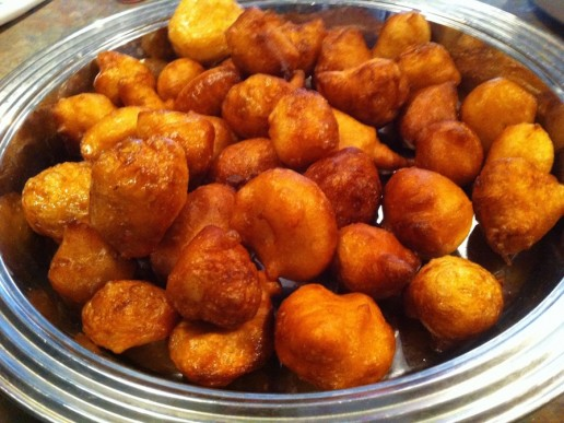 Nigerian Puff Puff African Desserts