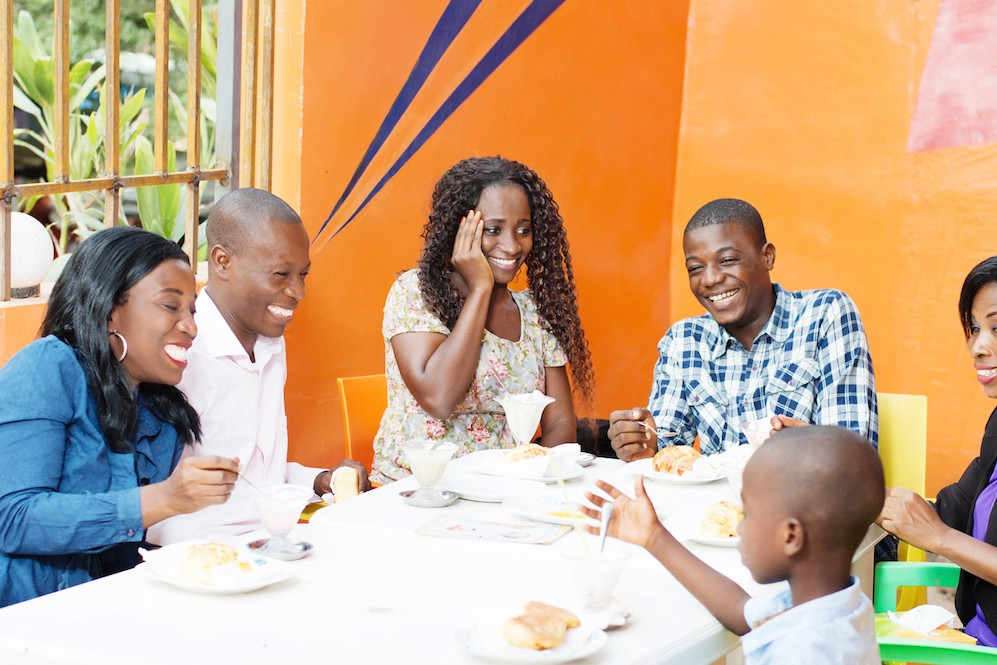 African Food Holiday