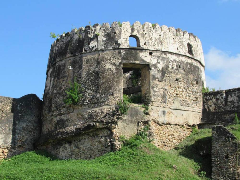 Tanzania Landmarks Old Fort of Zanzibar