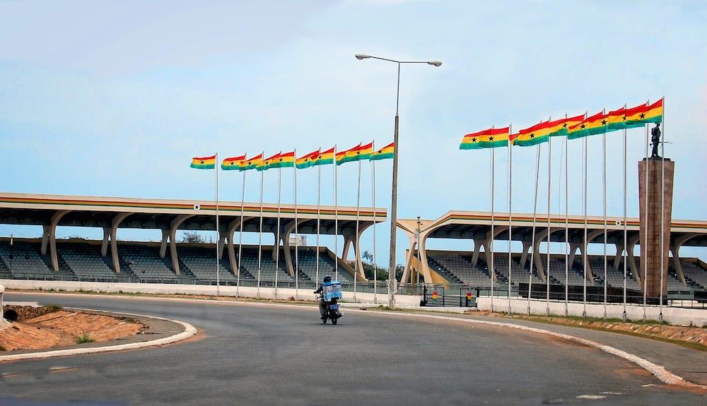Visit Accra Accra Sports Stadium