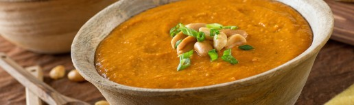 African Dishes peanut soup groundnut stew