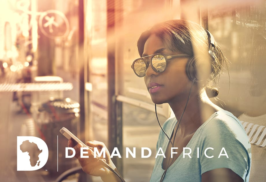 Demand Africa sidebar girl