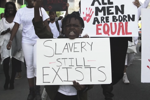 March Against Slavery Los Angeles
